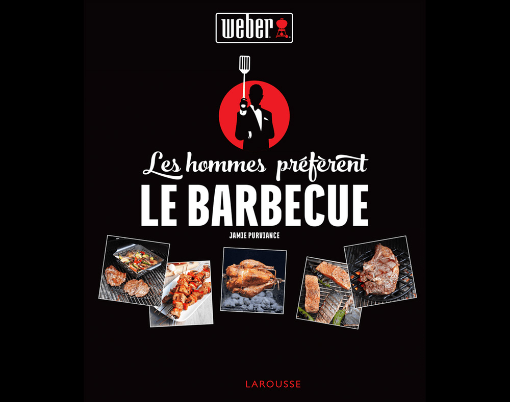 Livres de recettes Weber Barbecue